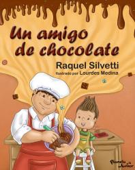 Un amigo de chocolate.